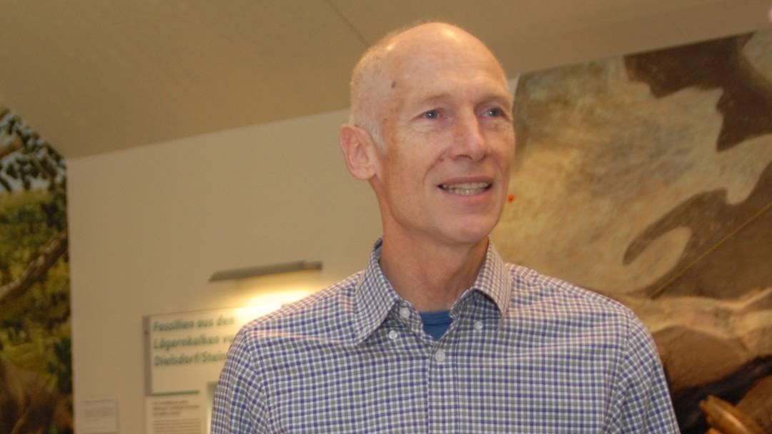 Gemeinderat Hubert Graf über das Mammutmuseum Niederweningen