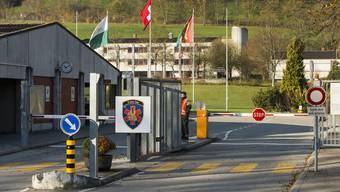 Waffenplatz Moudon: Justizministerin will hier ein Asylzentrum schaffen.