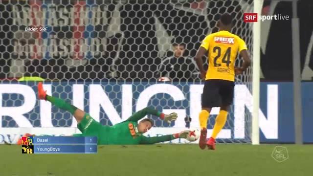 Basel - YB / GC - Lausanne / Sion - FCZ