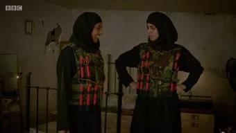 Zicken-Krieg: Wenn zwei die gleiche Sprengstoffweste tragen ...