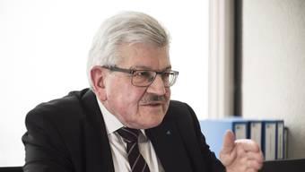 Roland Brogli: «Wir haben im vergangenen Jahr ein unbefriedigendes Ergebnis erzielt.»