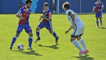 Der FC Basel im zweiten Testspiel der Vorbereitung auf die Saison 2017/2018.