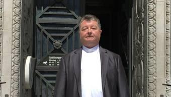 Pfarrer Josef Karber