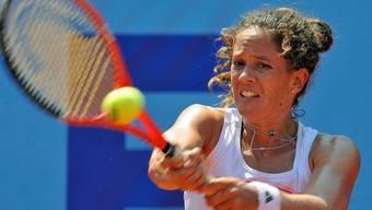 Patty Schnyder stand gegen Caroline Wozniacki auf verlorenem Posten