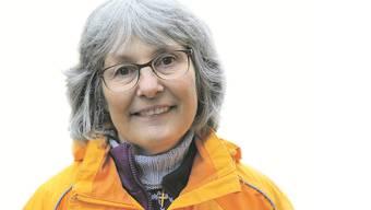 Daniela Fleischmann, Geschäftsleiterin des christlichen Sozialwerks Hope in Baden.