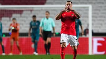 Haris Seferovic ist in dieser Saison treffsicher