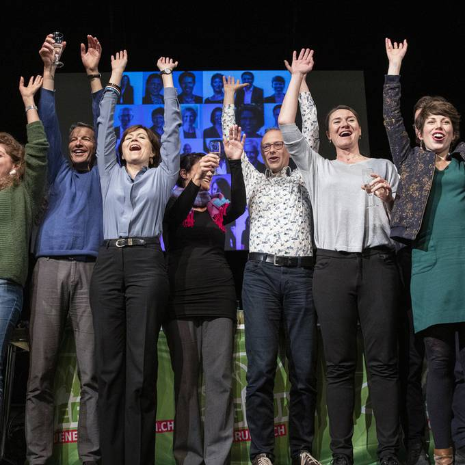 Grüne Welle bei nationalen Wahlen