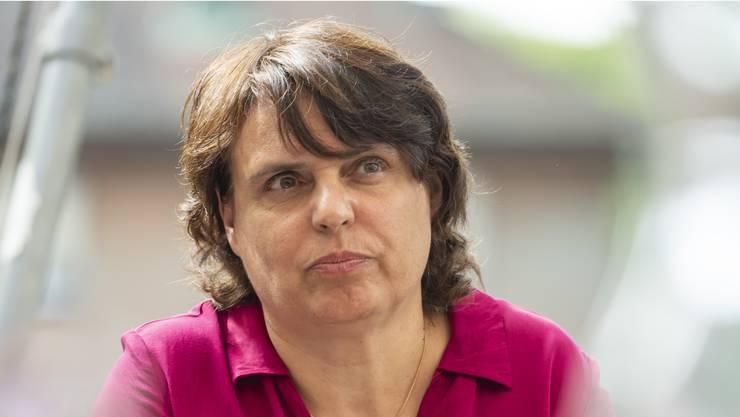 Im politischen Gegenwind – Elisabeth Ackermann, grüne Regierungspräsidentin.
