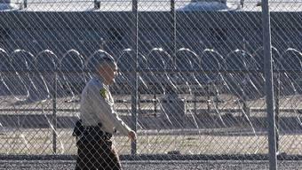 In diesem Gefängnis wartet Jeffey Landrigan auf seine Hinrichtung