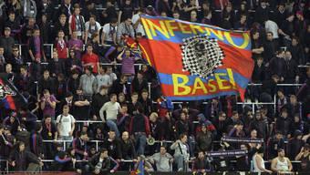 2010 und 2011 gab es an FCB-Spielen insgesamt 10 Festnahmen. Seit 2012 waren es 23. (Archiv)