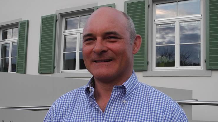 Markus Fuchs (SP) erzielte 412 Stimmen in der Präsidium-Wahl.