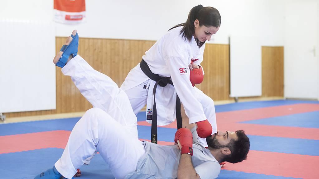 Karate wird in diesem Jahr das erste, aber vorerst auch das letzte Mal olympisch sein