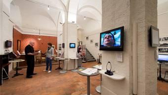 Das Psychiatriemuseum Königsfelden ist eine Fundgrube für all jene, die sich über die Geschichte der Psychiatrie ein Bild machen wollen - doch schon bald wird es geschlossen. (Archiv)
