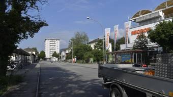 Bahnhofplatz Süd