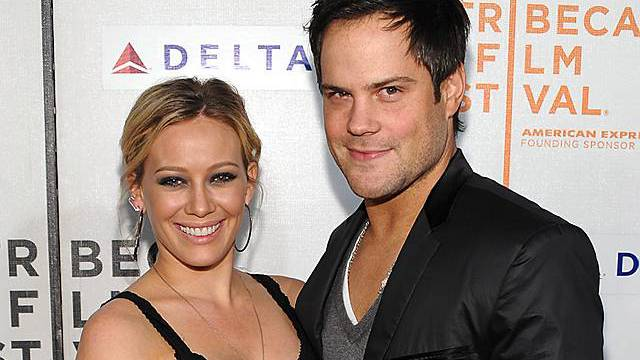 Hilary Duff und Mike Comrie (Archiv)