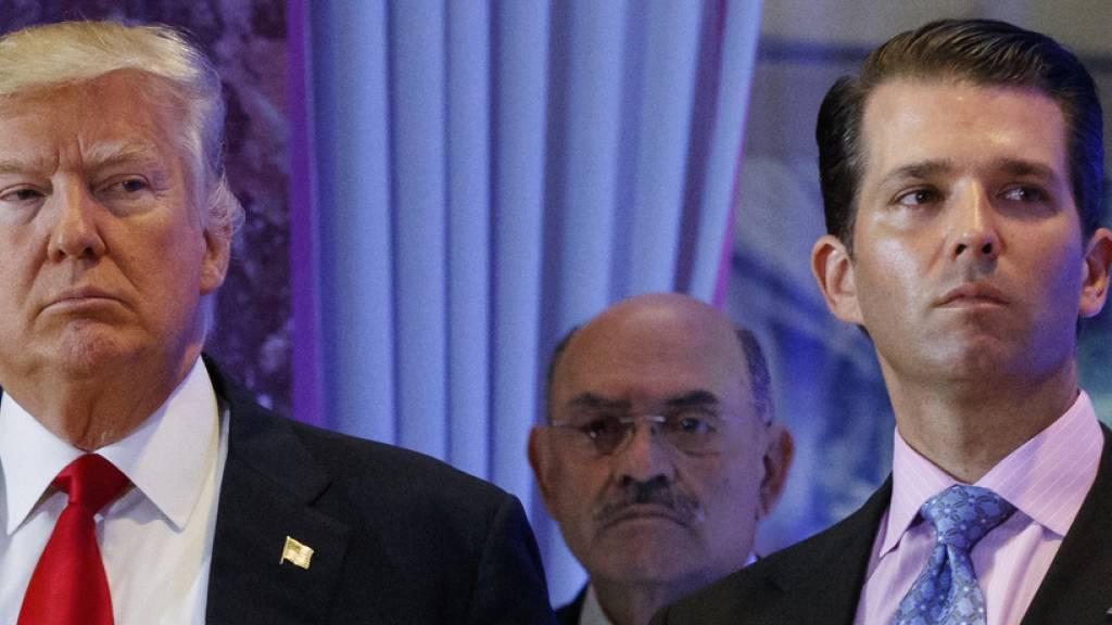Anklage gegen Trump-Organisation wegen Steuerbetrug erwartet