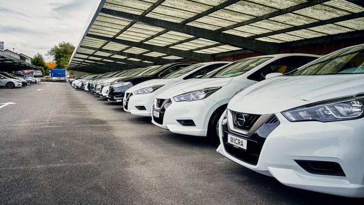 In der Schweiz wurden 2019 über 11'000 Neuwagen mehr als im Vorjahr verkauft.