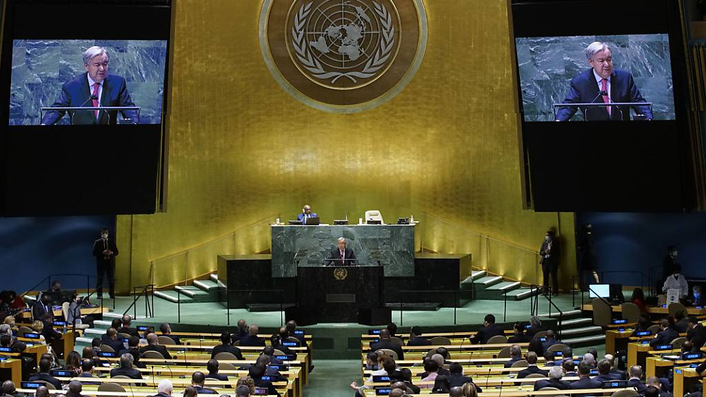 Wer vertritt Kabul? Taliban wollen bei UN-Generaldebatte sprechen
