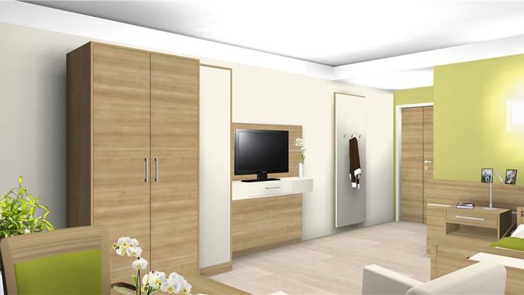 Neues Pflegezentrum In Spreitenbach In Planung Baden Aargau Az