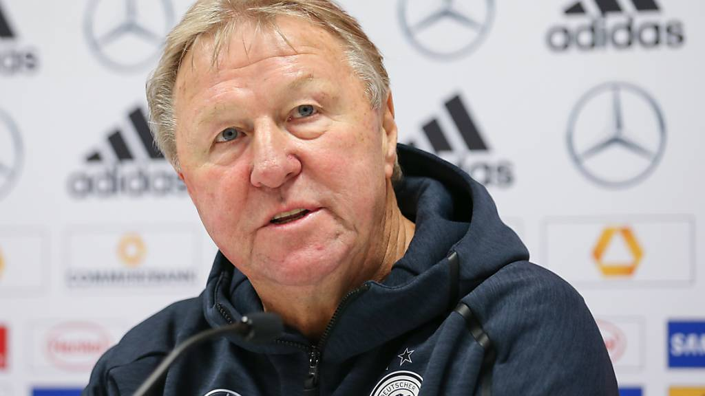 Horst Hrubesch war in seiner Trainerkarriere mehrheitlich im Juniorenbereich tätig, unter anderem als U21-Coach der deutschen Nationalmannschaft