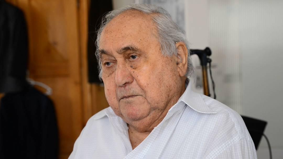 Auschwitz-Überlebender Gábor Hirsch: «Ich bin unter einem glücklichen Stern geboren»