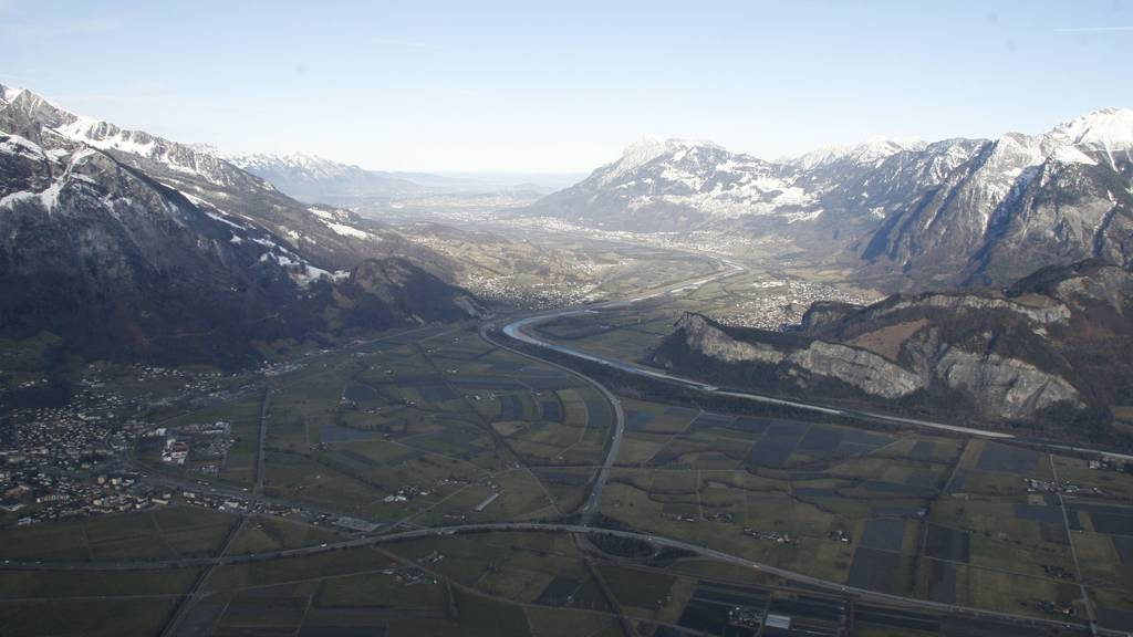 Geisterfahrer-Problem bei Oberriet? Polizei und Bund verneinen