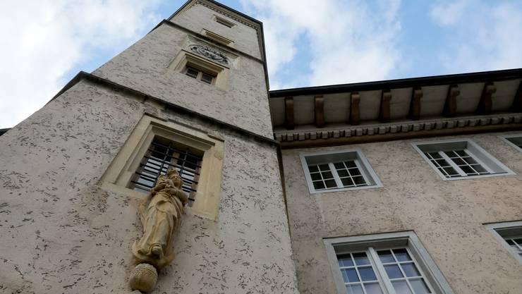 Der Aarhof wurde renoviert und zur Ärztepraxis umgebaut