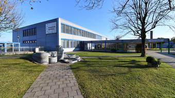 Die Turnhalle der Kreisschule Bechburg wird demnächst saniert.