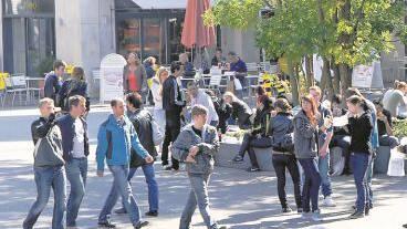 Das Zusammenleben zwischen Ausländern und Einheimischen sei in Baden gut, so die Jury.