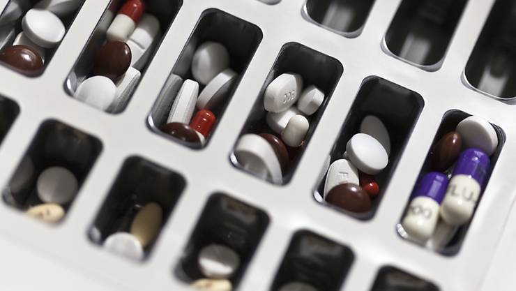 In Basel-Stadt werden national am meisten Medikamente verkauft. (Symbolbild)