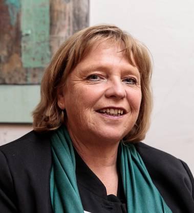 Iris Lemp engagiert sich in der Ludothek Solothurn.