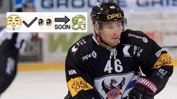 Matthias Rossi von Fribourg Gottéron nach Spiel 4