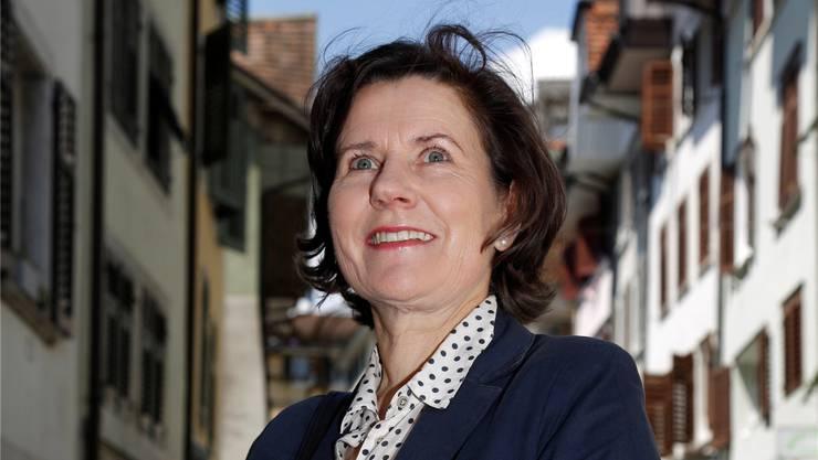 Barbara Streit-Kofmel ist stolz auf Solothurn.