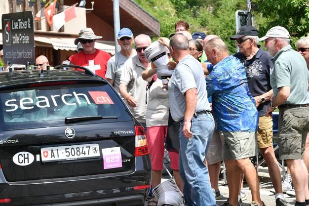 Tour de Suisse 2019 über den Passwang
