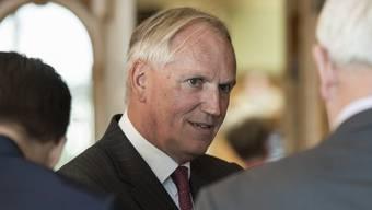 Ex-Botschafter Thomas Borer ist heute in der Privatwirtschaft tätig.