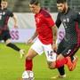 Der coronageplagter Test gegen Kroatien endete für die Schweizer Nati mit einer Niederlage 1:2.
