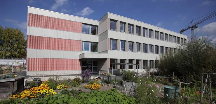 Neues Schulhaus in Rütihof