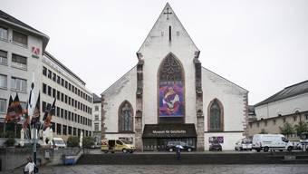 Das Historische Museum am Basler Barfüsserplatz.
