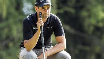 Benjamin Rusch hielt sich als 25. im Feld der 150 Golfprofis gut