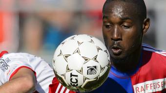 Der ex-Sittener Giovanni Sio erzielte das 2:1 für Basel