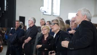 Brigit Wyss und Felix Wettstein verfolgen den Verlauf der kantonalen Wahlen 2017. Nächstes Jahr strebt man eine Vergrösserung der grünen Fraktion an.