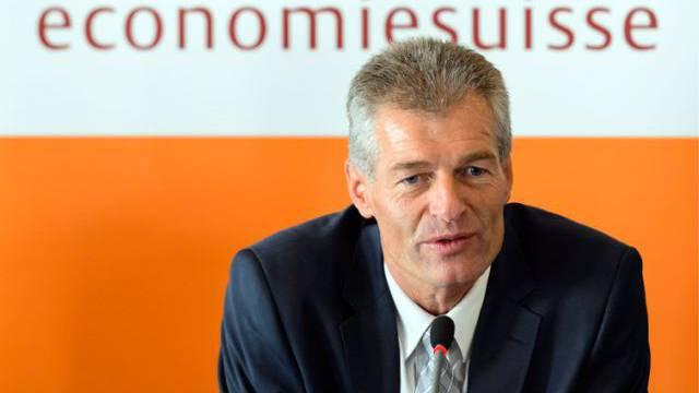 Der Axpo-Chef ist seit 1. September Präsident von Economiesuisse. Er kommuniziert geschickter als Vorgänger Rudolf Wehrli.