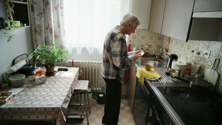Auch psychische Misshandlung ist eine Form von Gewalt gegen alte Menschen.