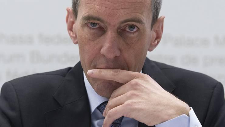 Überraschend Finma-Chef Patrick Raaflaub tritt zurück.jpg