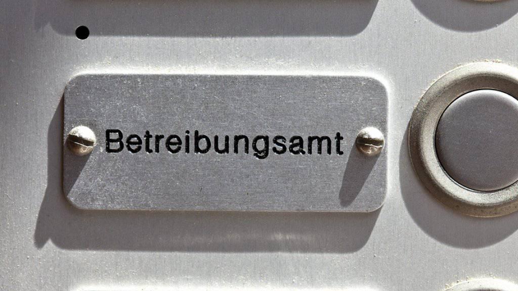 Mehr Konkurse: Mehr Firmen in der Schweiz konnten von Januar bis Juli ihre Rechnungen nicht mehr bezahlen. (Archiv)