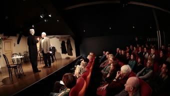 Pension Schöller - Premiere in der Schopfbühne Grenchen