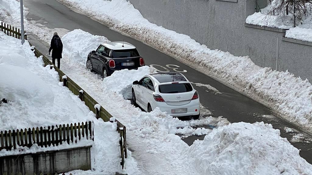 Schneeräumung: «Wir sind auf gutem Weg»