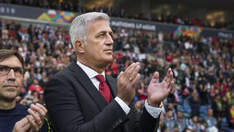 Gibt es morgen Sonntag gegen England Applaus von Vladimir Petkovic für sein Team?
