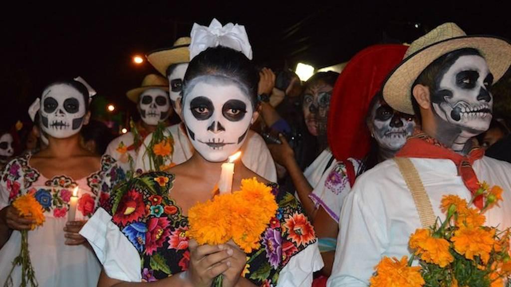 Día de los Muertos: Ein Fest für die Toten