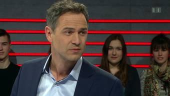 Der umstrittene Publizist Daniele Ganser stand im Zentrum der «Arena»-Sendung.